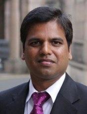 Dr Kapilan Radhakrishnan